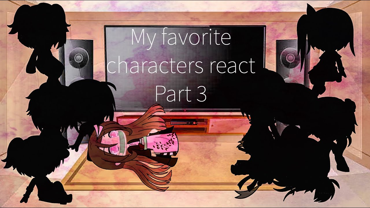 Download My favorite characters react to each other ~  Fandoms  ~ Nezuko (3/9)
