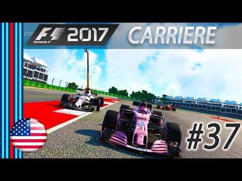 F1 2017 Mode Carrière [FR] PART 37 - L'opportuniste