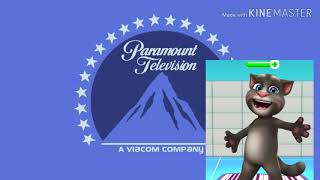 DLV: Talking Tom shows up in Paramount Television... Again!