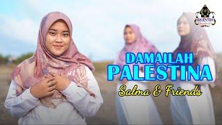DAMAILAH PALESTINA (Nasidaria) Cover By SALMA dkk