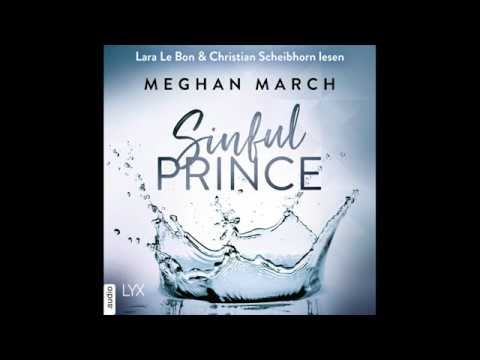 Sinful Prince YouTube Hörbuch Trailer auf Deutsch