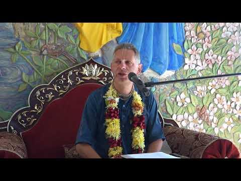 Бхагавад Гита 9.17 - Враджендра Кумар прабху