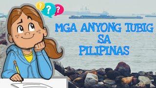 ANYONG TUBIG SA PILIPINAS