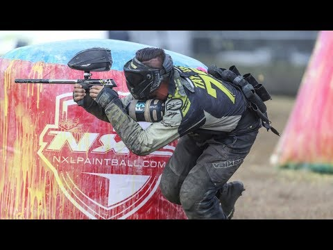 Full World Cup Pro Paintball NXL Matches - X-Factor vs  Uprising and Aftershock vs Infamous