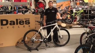 Dales Cycles fully assembled mail order bikes