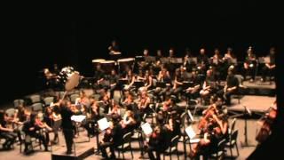 """Farruca de """"El Sombrero de 3 Picos"""" (Falla) - Orquesta A del C.P.M. Fco Guerrero"""