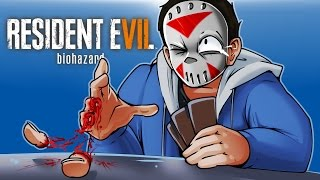 RESIDENT EVIL 7: BIOHAZARD - DEADLY GAME OF CARDS! (Banned Footage, 21)