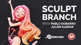 The Future of Sculpt - Blender Today Live #71 thumbnail