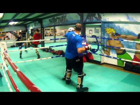 ring Alessio De Tommaso vs Marco Pasquettin...