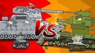 - История Большой крысы Мультики про танки