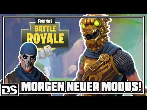 Fortnite Battle Royale Deutsch - Schlachtenhund Skin ist da, heute neuer Modus! (Fortnite Gameplay)