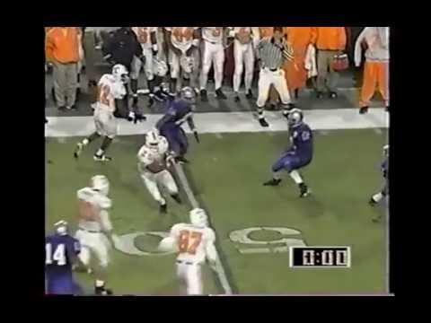 Memphis beats Tennessee - 1996 -  Last play