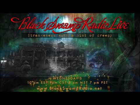 Black Swamp Radio LIVE - Harold St. John