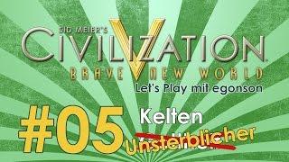 Civilization V BNW Kelten Unsterblicher #05