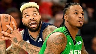 Andre Emmett (19 pts) vs Brandon Rush (17 pts) Duel Highlights | Week 7 | Season 3, BIG3 Basketball