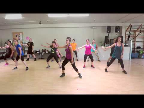 Zumba with Talia Beware of the Boys Bhangra ZUMBA LITE