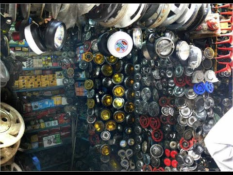 Chor Bazar In Kurla Automobile Spare Parts In Cheap Rate Kurla L