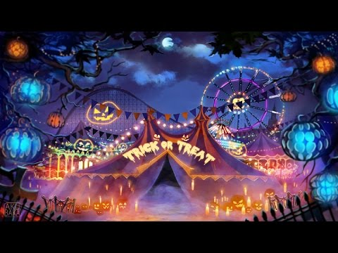 Spooky Circus Music - Halloween Theme Park - YouTube