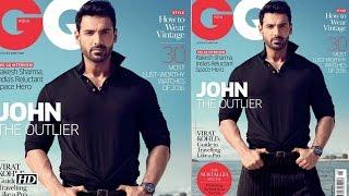 John Abraham | Smoking HOT LOOK | GQ Magazine