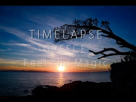 Feel The Magic | Timelapse Greece