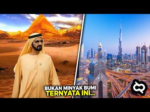 Transformasi Dubai Selama 50 Tahun Terakhir, Negeri Padang Pasir yang Menjadi Kota Terkaya Dunia