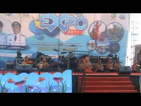 Paris Barantai & Manimang Bulan Panting Lagu Banjar Festival Expo 2017