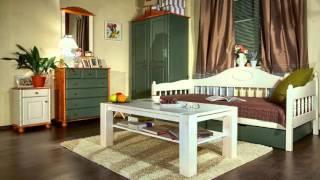 Детские из массива(Вся мебель выполнена из массива дерева. Доступны 17 вариантов цвета в любых комбинациях. Мебель из дерева..., 2015-10-28T07:45:15.000Z)