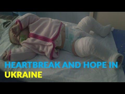 Heartbreak and Hope: The story of Nadiyka & orphans in Ukraine - Stream Of Hopes