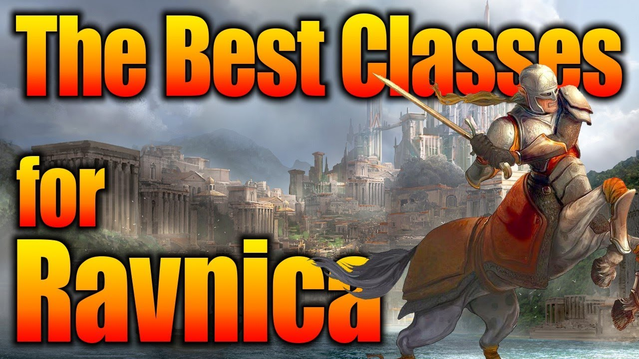 D&D Races of Ravnica Centaur, Loxodon, and Minotaur - What Character Class  Should You Play