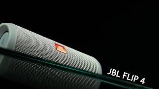 JBL Flip 4 - идеально для велосипеда!
