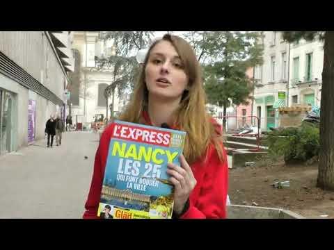 تعلم اللغة الفرنسية - Caroline - et l'Express
