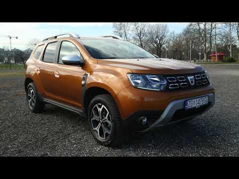 Dacia Duster 1.5 dci AWD test