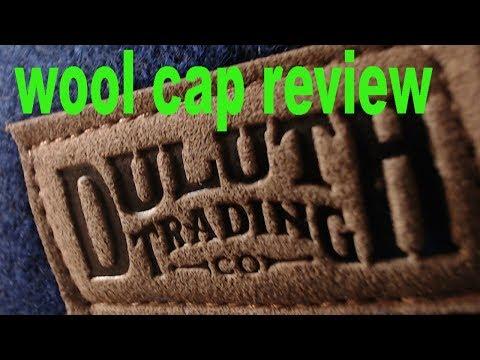 MEN'S WOOLLY MAMMOTH BOILED-WOOL CAP Review