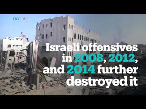 Gaza's water crisis - explained in less than 90 seconds