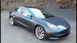 The Tesla Model 3 Performance is The Quickest EV Under $99k - One Take