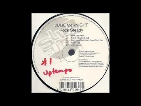 Julie McKnight - Rock Steady (Main Vox Pass)
