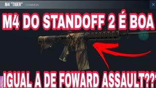 M4 DO STANDOFF 2 É BOA IGUAL A DO FOWARD ASSAULT? (VOLTEI)