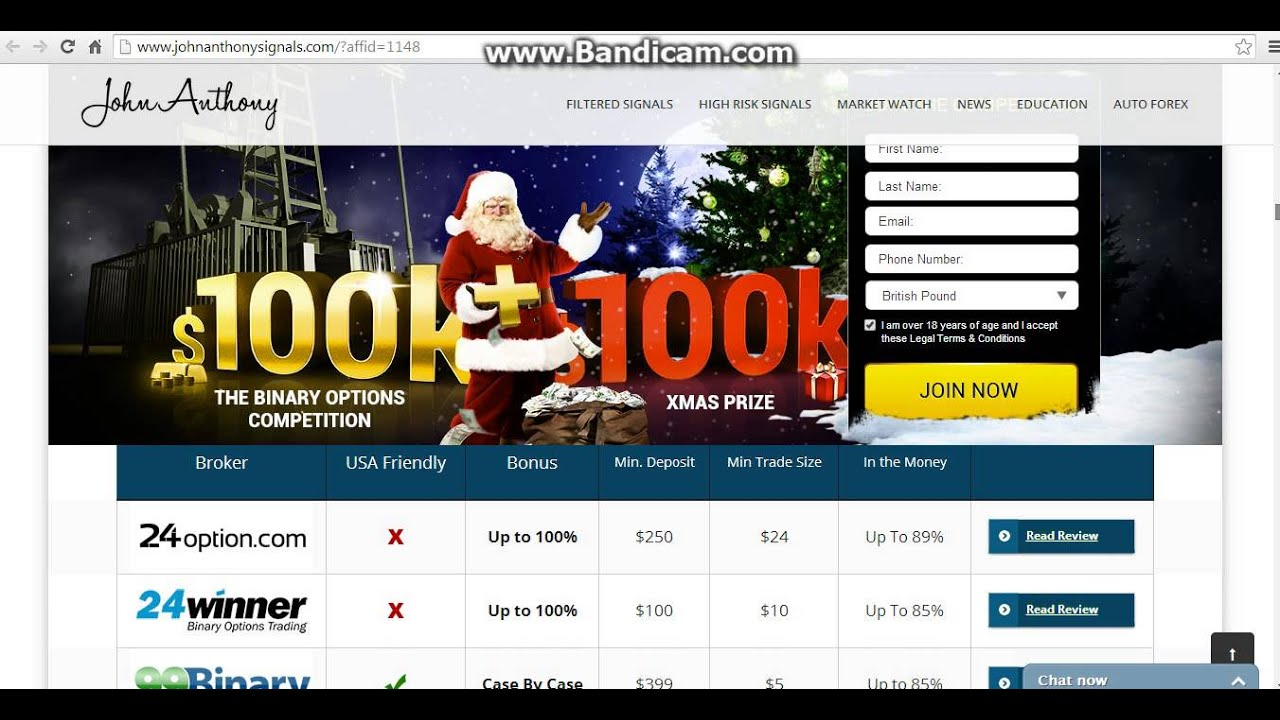 What is the best binary option website