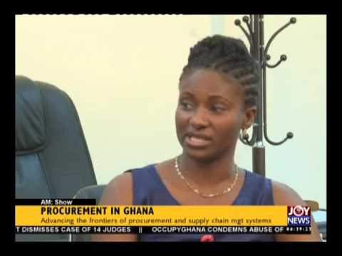 Procurement in Ghana - AM Show on Joy News (30-9-15)