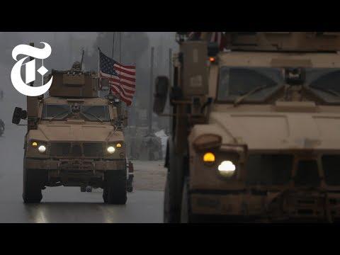 A Timeline Of U.S. Military Involvement In Syria | NYT News