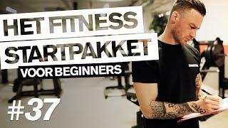 HÉT FITNESS STARTPAKKET voor beginners