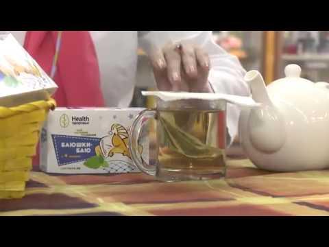 Детский чай для сна