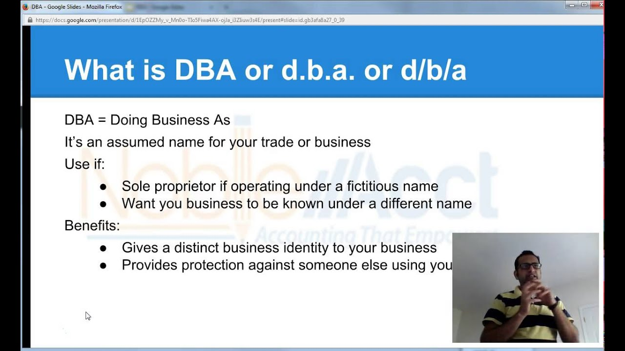 What is a dba doing business as youtube what is a dba doing business as ccuart Image collections