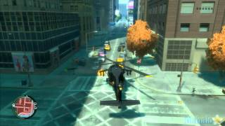 Grand Theft Auto IV Cheats - Spawning Helicopters and Bikes