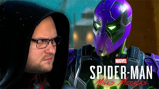 ПАУК ПЕРЕЕХАЛ НА PS5 ► Spider-Man: Miles Morales #6