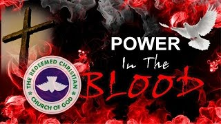 RCCG Grace Assembly Dubai POWER IN THE BLOOD SERVICE