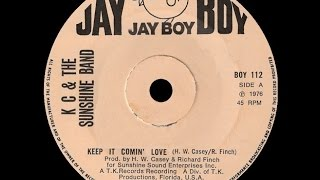 [1976] KC and The Sunshine Band ∙ Keep It Comin' Love