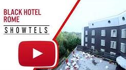 """""""THE BLACK HOTEL"""" ROME'S BEST KEPT SECRET"""