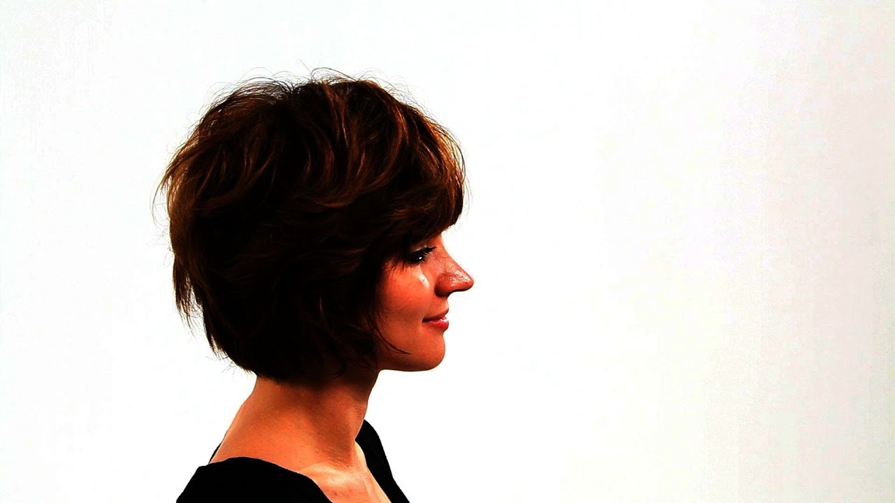 Bob Hairstyle With Side Bangs Part 2 Short Hairstyles