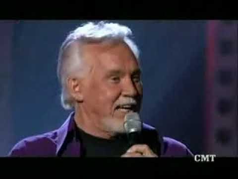 Lionel Richie   Kenny Rogers  The Gambler